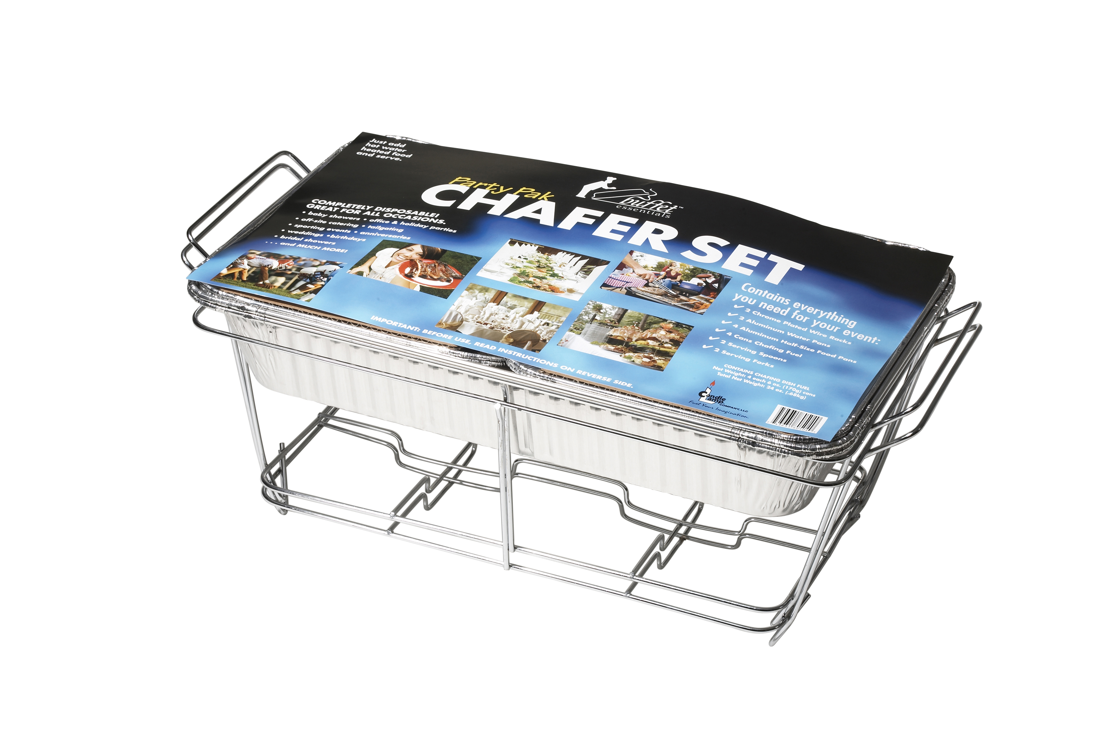 Party Pack Chafer Kit