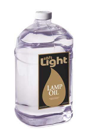 (4 Pk) One Gallon Liquid Wax Lamp Oil