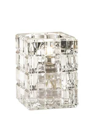 Well-known Square Clear Glass Candle Holder [870] - $15.00 : CandleLand  SE69
